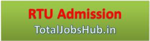 rtu admission