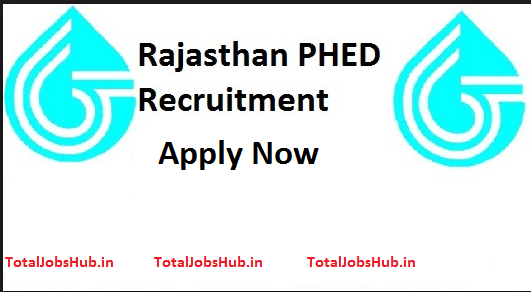 rajasthan jalday vibhag recruitment