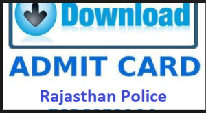 rajasthan-police-si-admit-card