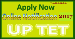 UPTET Application Form