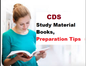 cds exam preparation books study material