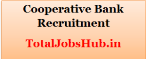 cooperative bank recruitment
