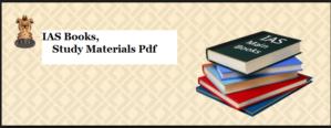 ias exam preparation books