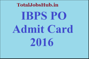 ibps-po-mt-mains-admit-card