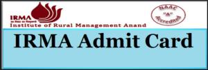 irma-admit-card