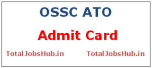 ossc-ato-admit-card