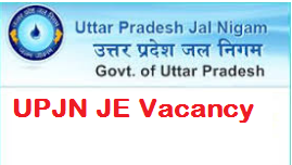 UP Jal Nigam Junior Engineer Recruitment