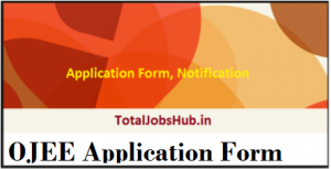 ojee application form