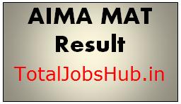 aima mat result