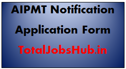 AIPMT Notification