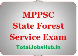 MPPSC Forest Ranger Admit Card