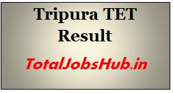 tripura tet result