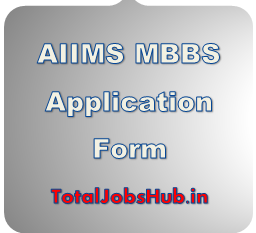 AIIMS MBBS Application Form