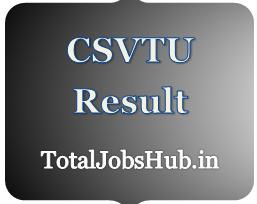 csvtu result