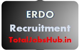 ERDO Recruitment