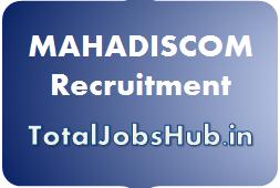 mahadiscom recruitment