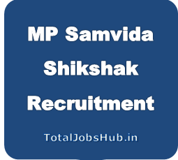 MP Samvida Shikshak Recruitment