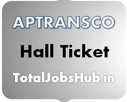 APTRANSCO Hall Ticket