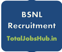 BSNL Recruitment 2020 Notification pdf JE TTA, JAO Vacancy