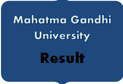 Mahatma Gandhi University Results