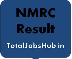 NMRC Result
