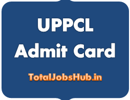 UPPCL Office Assistant Admit Card