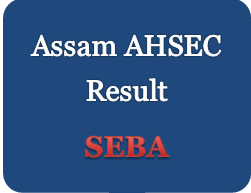 Assam AHSEC Result