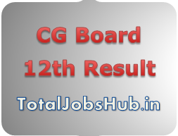 CG Board 12th Result