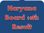 Haryana Board 10th Result