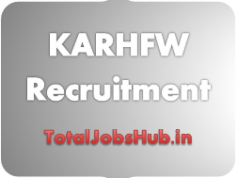 KARHFW Recruitment