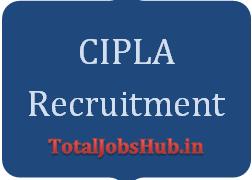 CIPLA Jobs