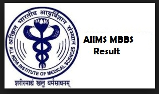AIIMS MBBS entrance exam Result