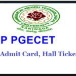 ap pgecet admit card 2019