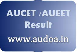 AP AUEET 2017 result / AUCET Result 2017