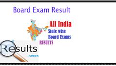 board exam result 2018