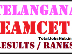 ts eamcet result
