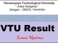 vtu result