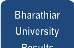 Bharathiar University Results