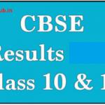 CBSE Board Result 2018