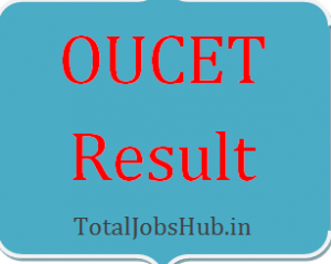 OUCET Result
