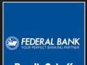 Federal Bank Clerk Result