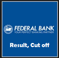 Federal Bank Clerk Result