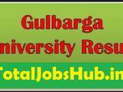 gulbarga university results
