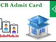 kcc bank admit card