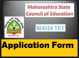 maharashtra tet application form