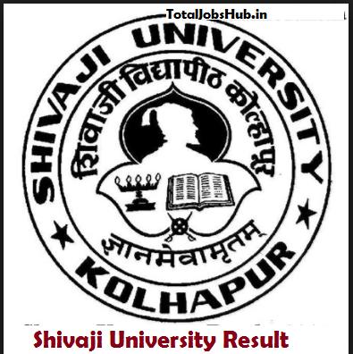shivaji university result