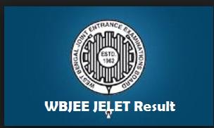 wbjee jelet result