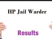 hp jail warder result