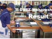Maharashtra DVET ITI Result