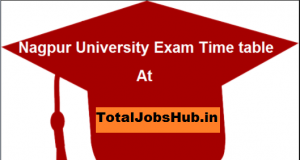 nagpur unnagpur university time tableiversity time table